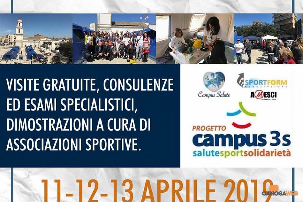 Campus 3S Salute 2019 Canosa