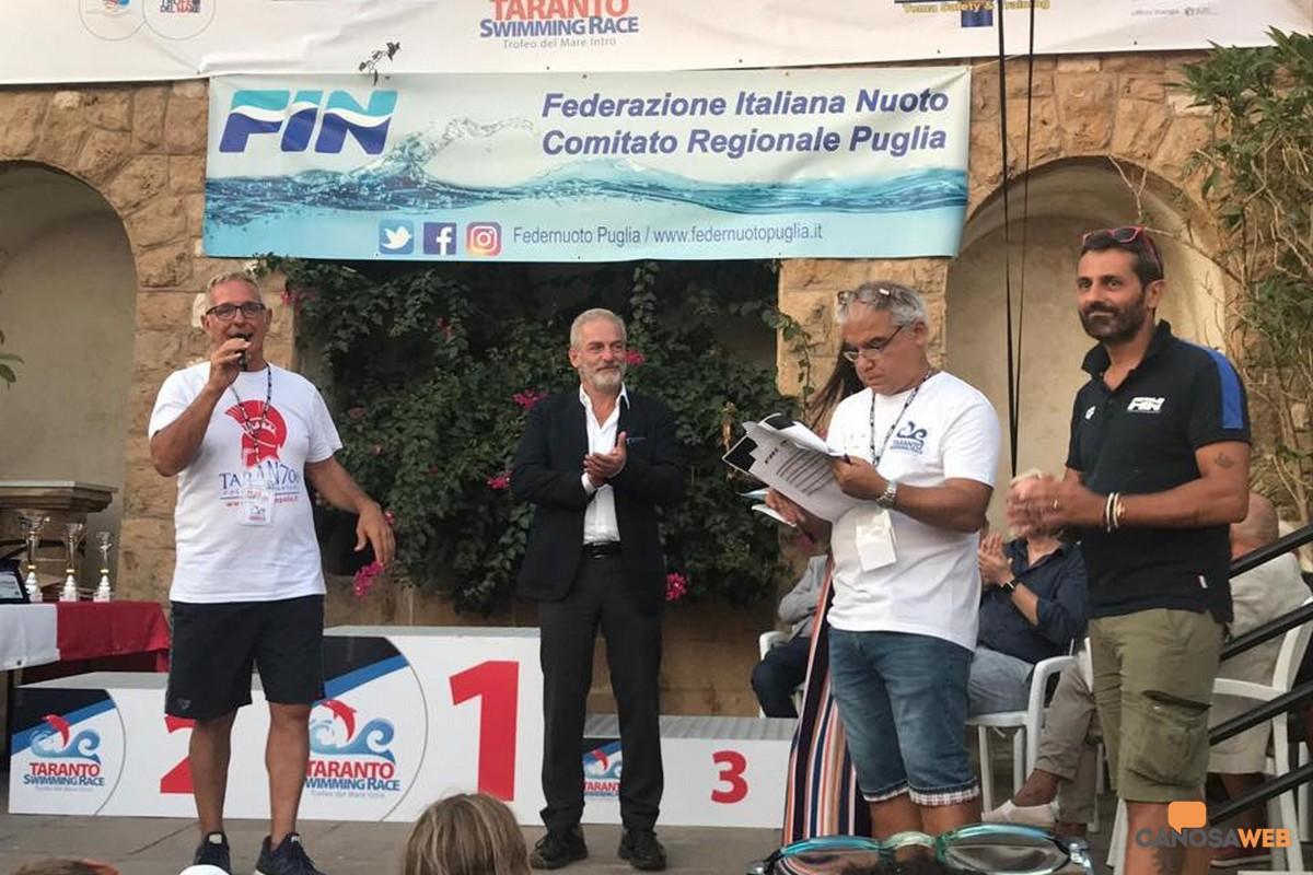 Messina Ruggiero  Aquarius Piscina Canosa