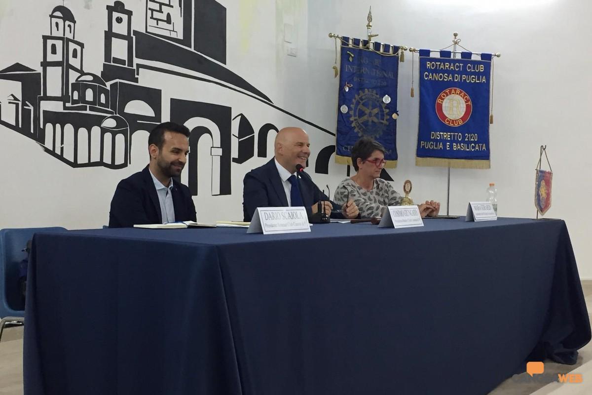 Dario Scaiola, Cosimo Giungato, Mara Gerardi
