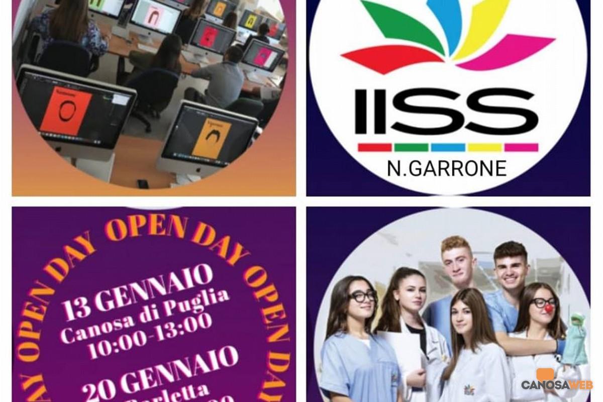 """IISS """"N. Garrone"""" di Canosa di Puglia(BT)"""