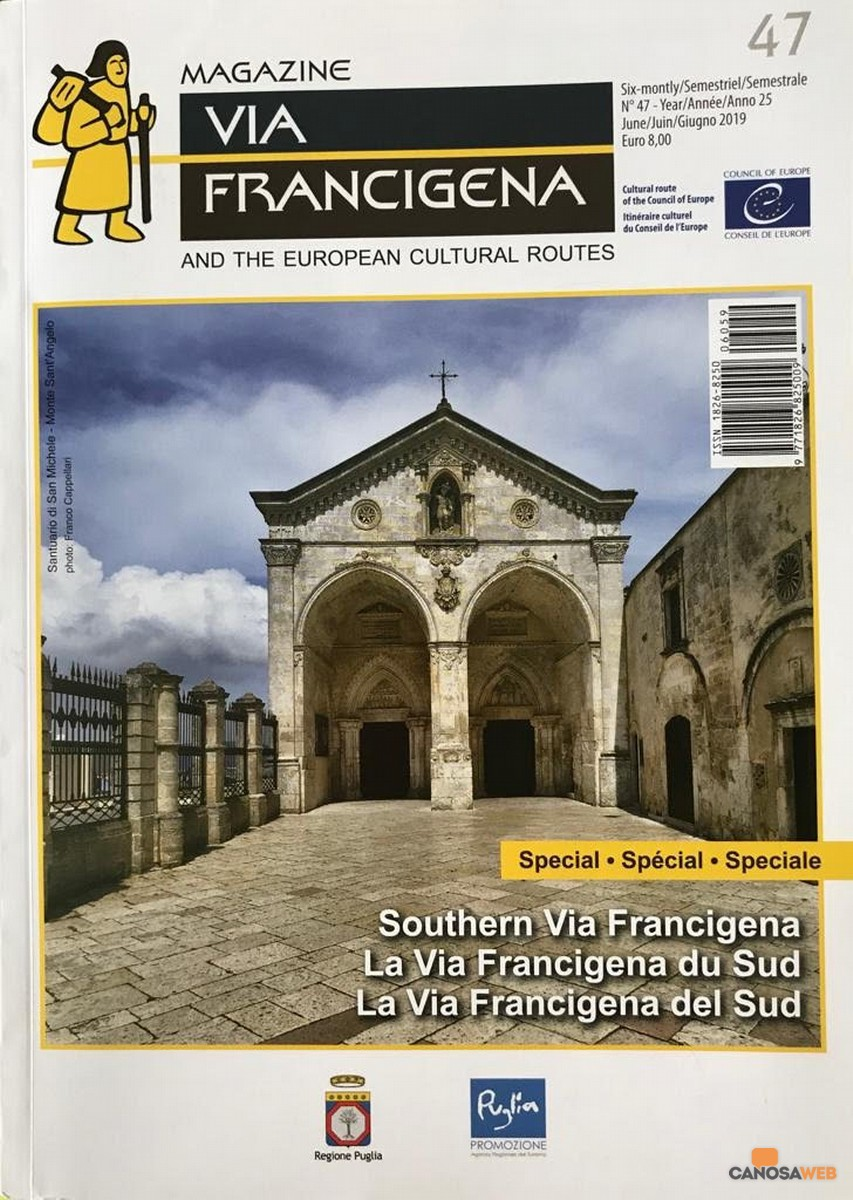 N.47 Magazine VIA FRANCIGENA