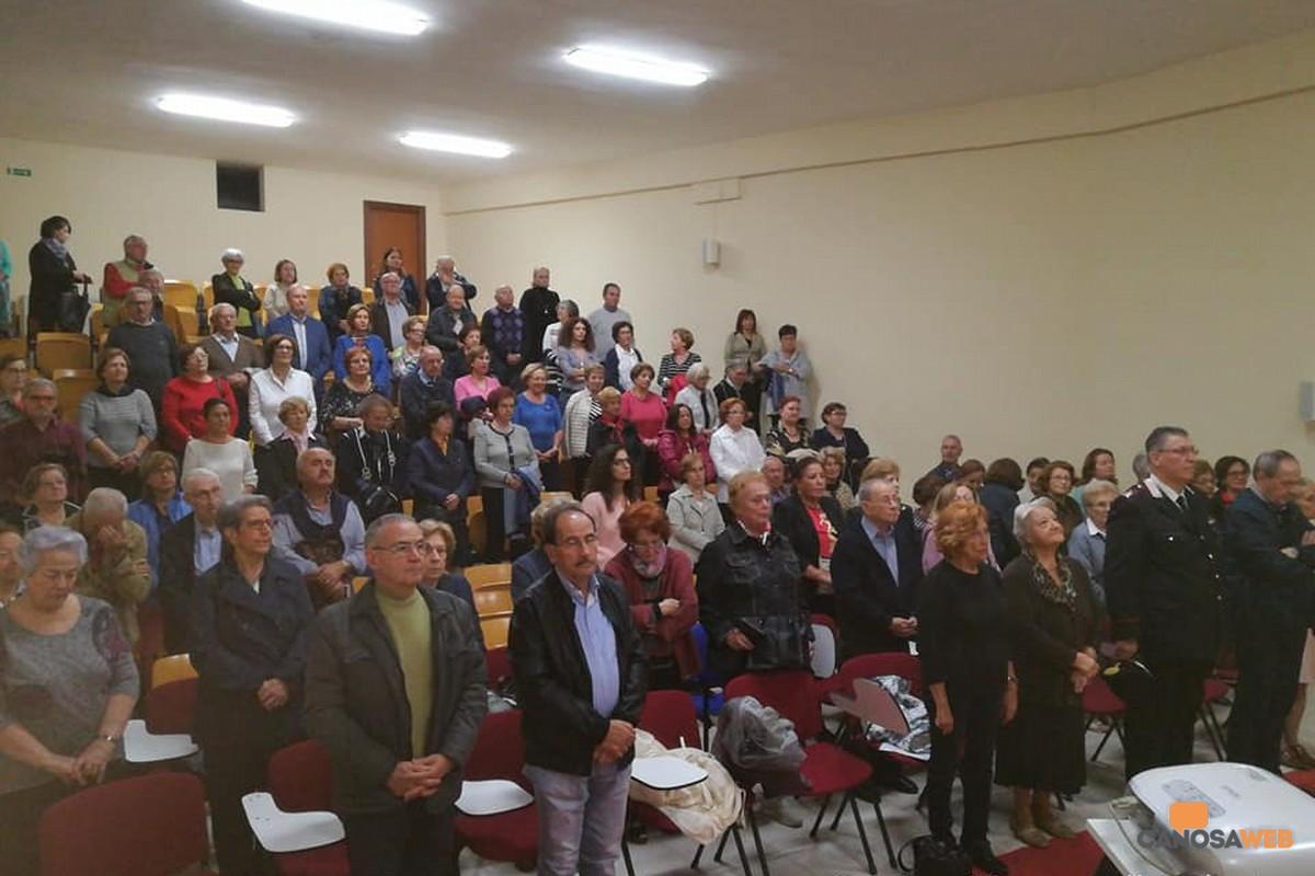 UTE Inaugurazione anno accademico 2018-19 Canosa