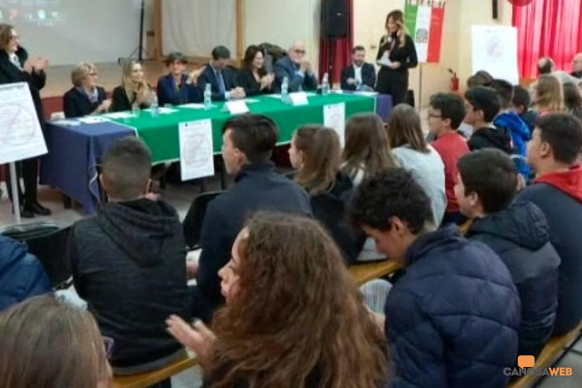 """Convegno  """"BULLISMO E CYBERBULLISMO: PREVENZIONE E CONTRASTO"""""""