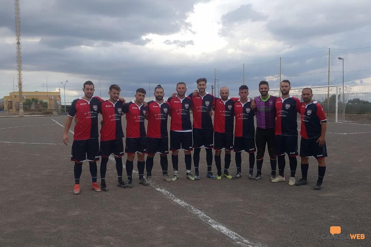 2019 Canusium Calcio a Castelluccio dei Sauri(FG)