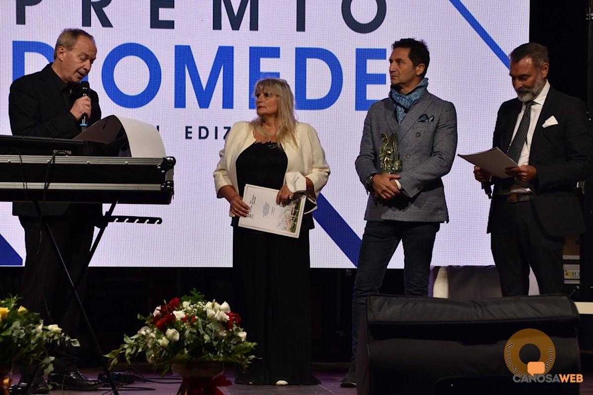 Premio DIOMEDE 2021 alla Memoria di Patrizia Minerva : ritira Umberto De Giosa