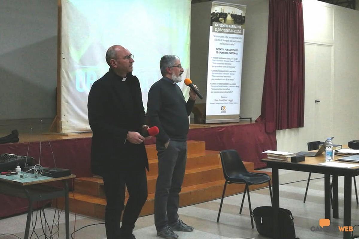 Don Jean Paul Lieggi a Canosa di Puglia(BT)