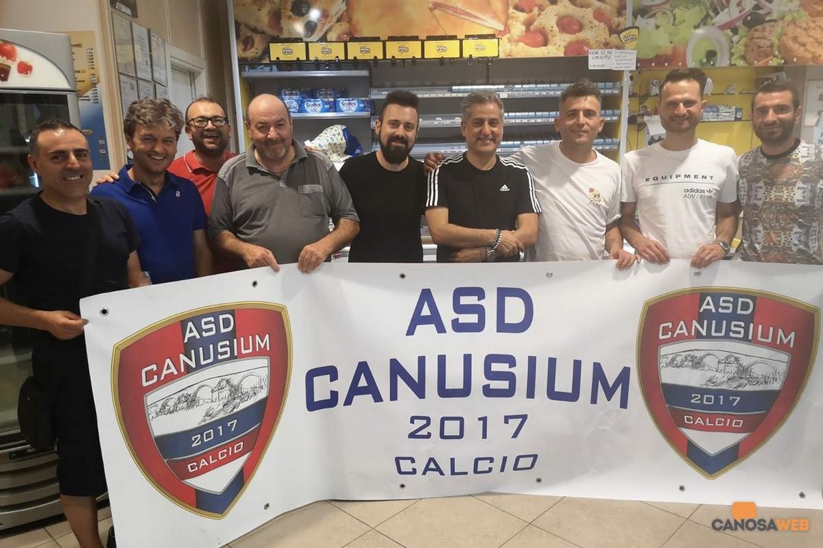 ASD Canusium Calcio 2018/19