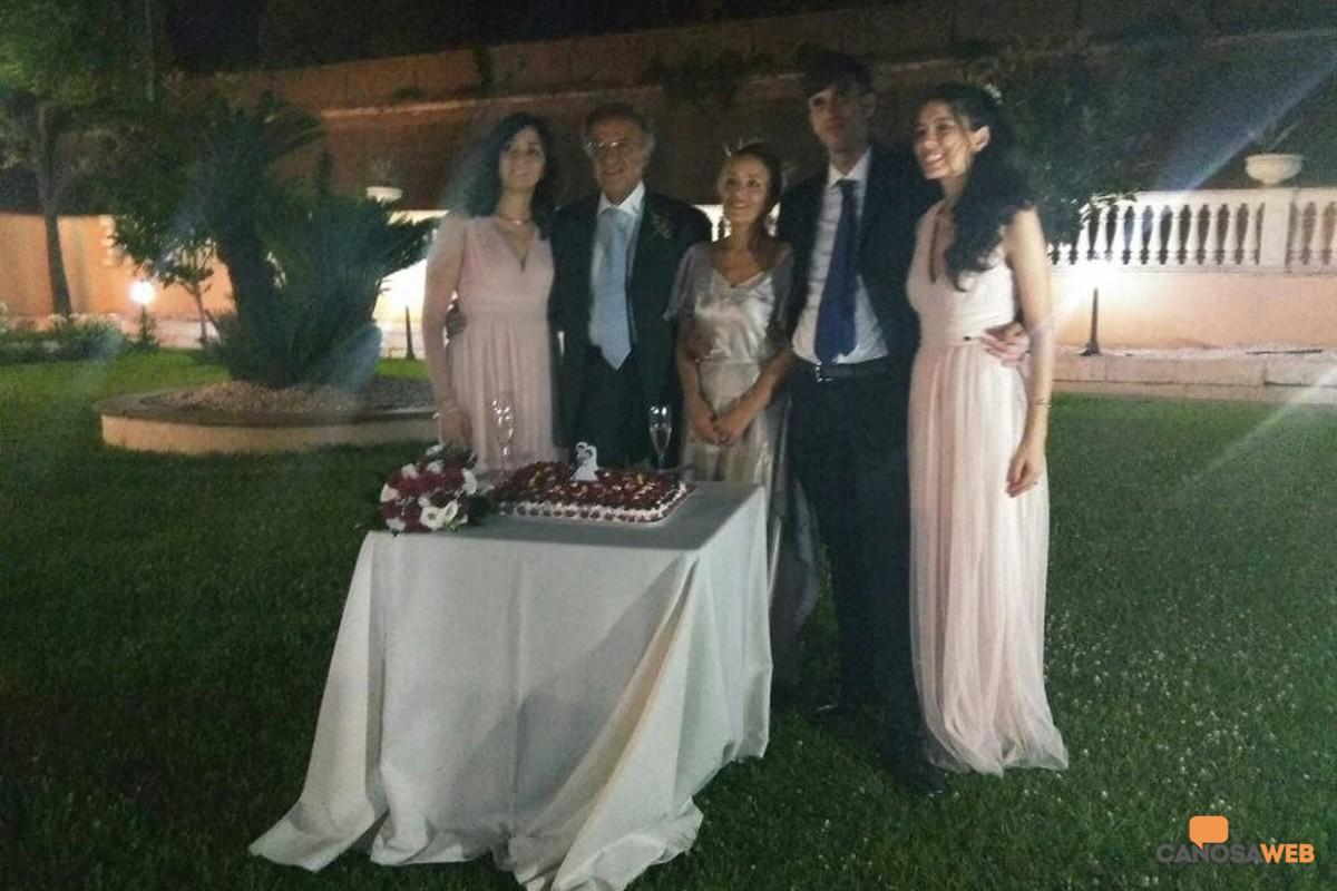 Famiglia Di Bitetto con Fabrizio