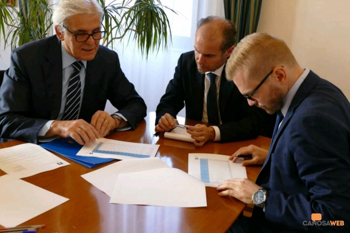 Marcello Nicchi, Vincenzo Maurizio Santangelo e Simone Valente