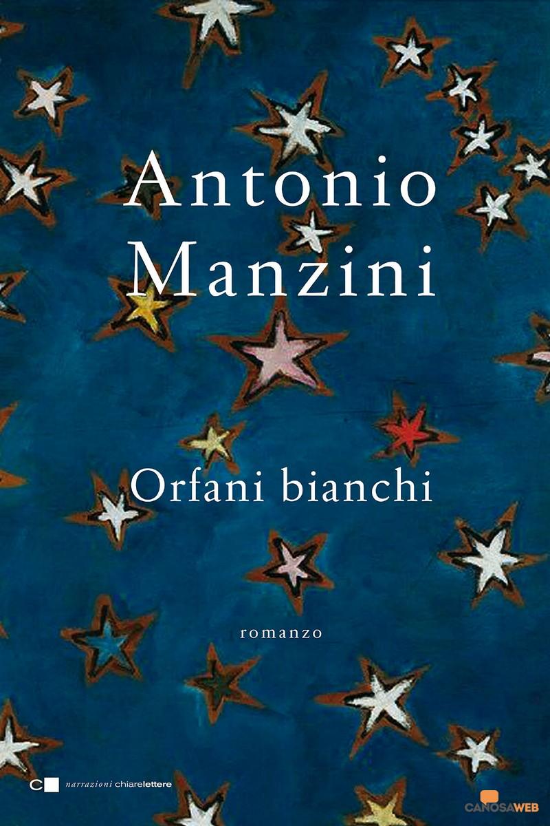 """Antonio Manzini  """"Orfani bianchi"""""""
