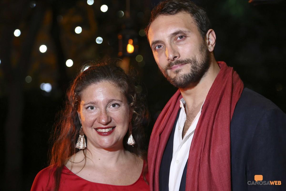 Paola Balbi e Davide Bardi
