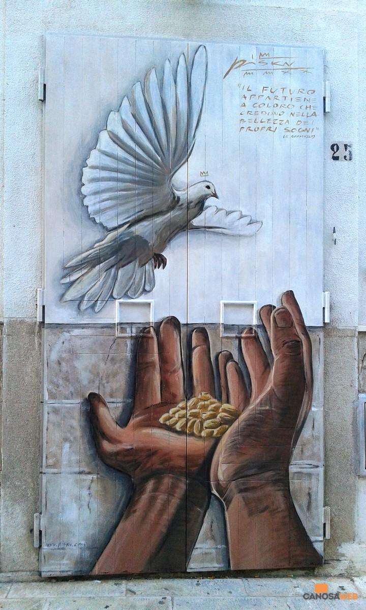 PISKV  Canosa di Puglia Corso San Sabino n.25