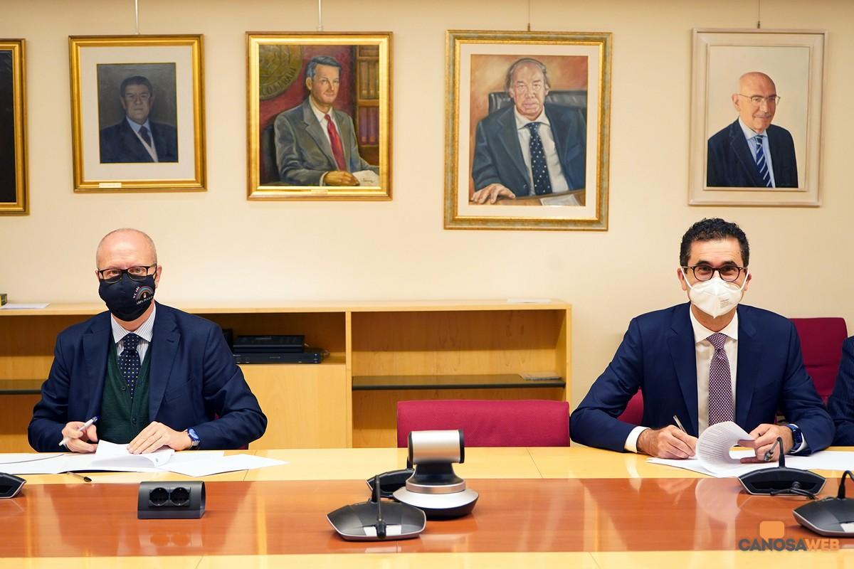 Vito Bruno e Francesco Cupertino