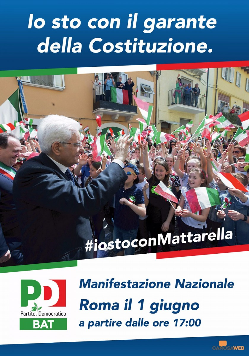 Difendere Mattarella