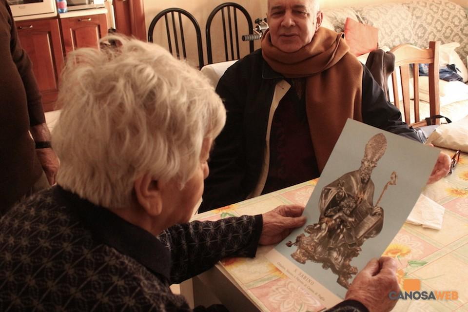 Lucia Fiore compie 105 anni