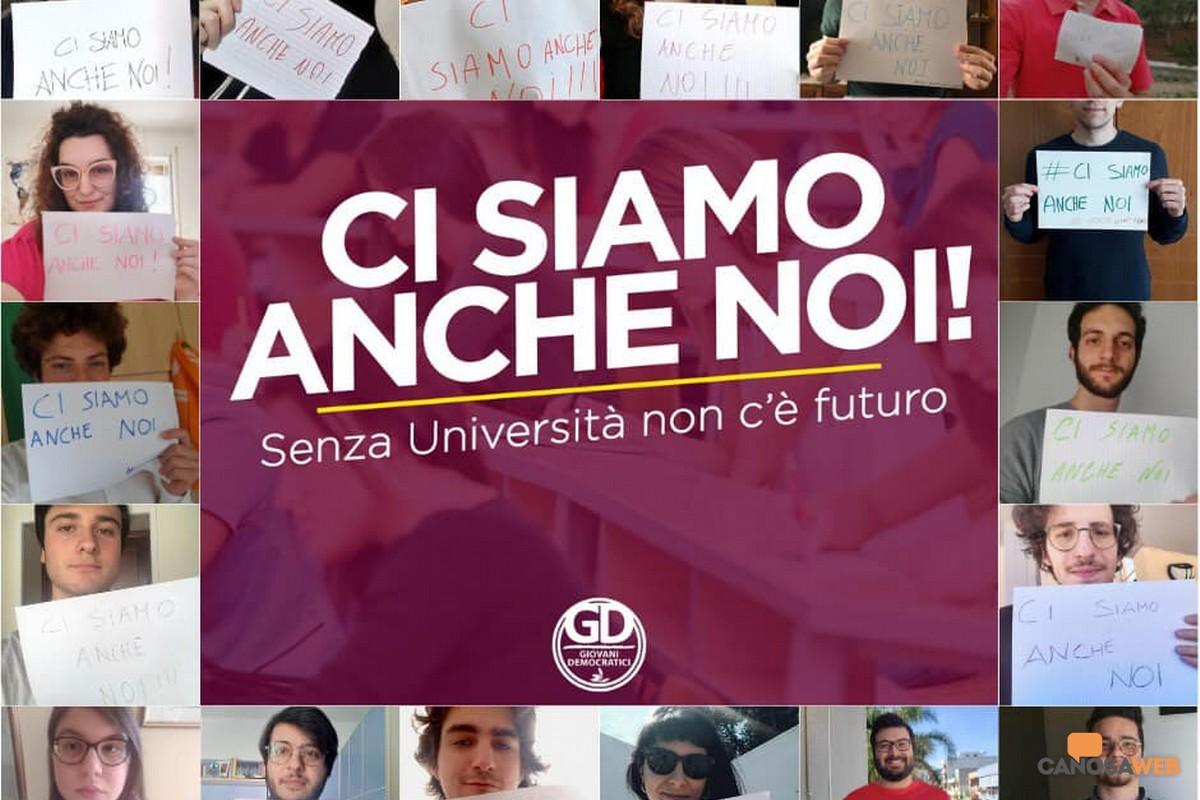 #Cisiamoanchenoi  Puglia 2020