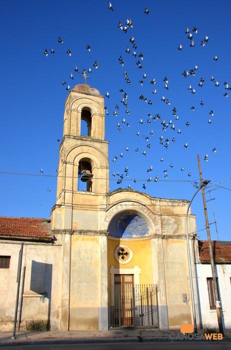 Chiesa Sant'Antonio Canosa di Puglia: ph Silvia Franzoni