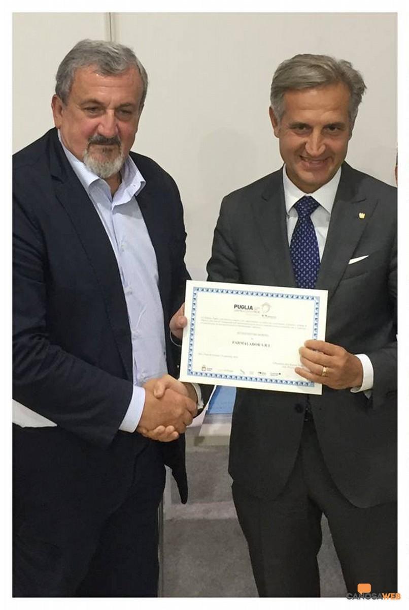 Michele Emiliano -Dott. Sergio Fontana