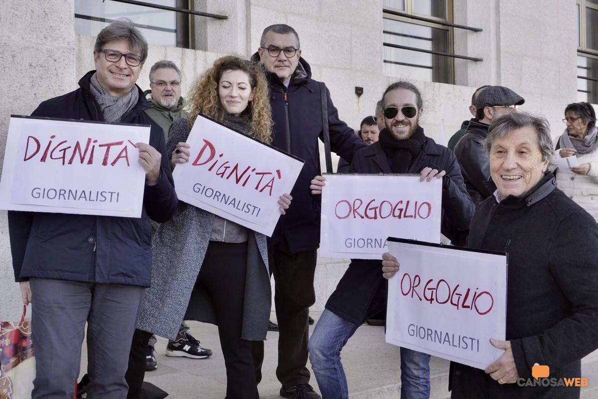 Dignità Orgoglio Giornalisti La Gazzetta del Mezzogiorno