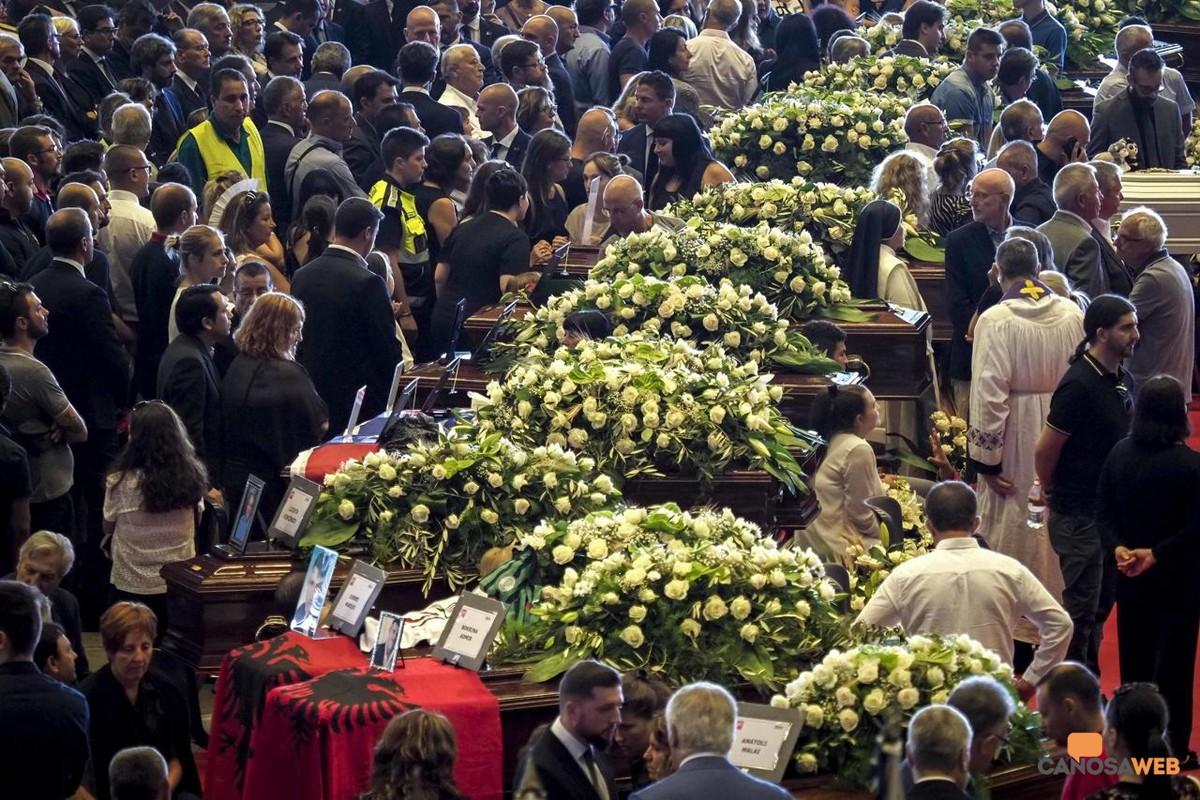 Funerali di Genova