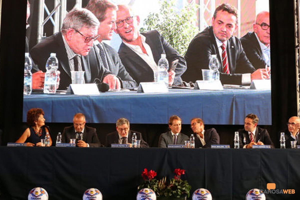 Mancini ospite del Comitato Regionale della Lnd Basilicata