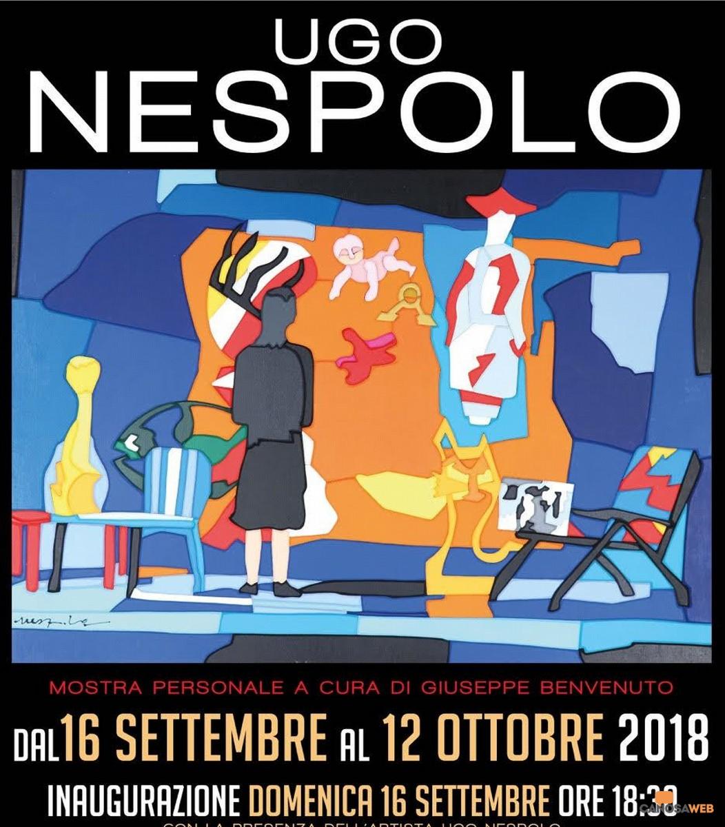 Avanguardia educata :Ugo Nespolo - Foggia