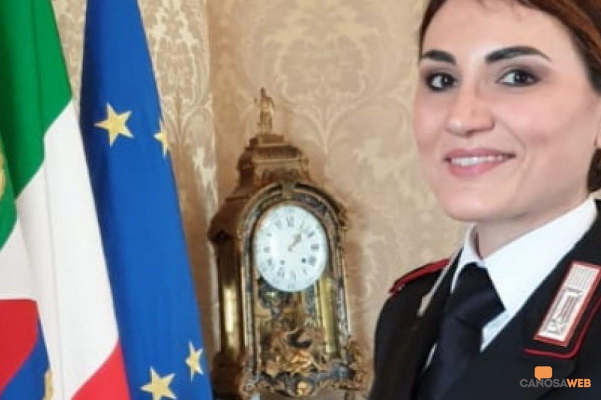 2019 Maresciallo Anna Maria Iacobone