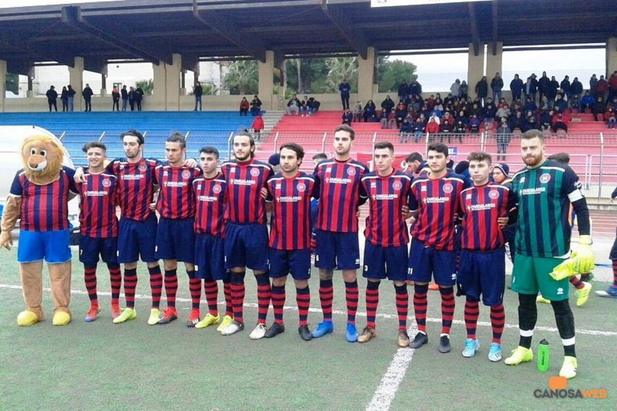 2020 Canosa Calcio 1948 vs Manfredonia