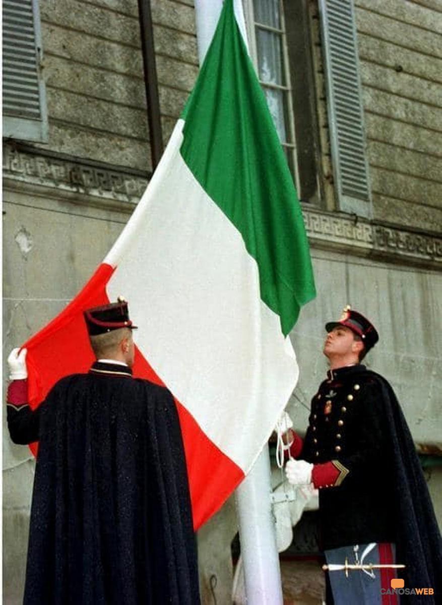 7 gennaio 2020 Festa del Tricolore