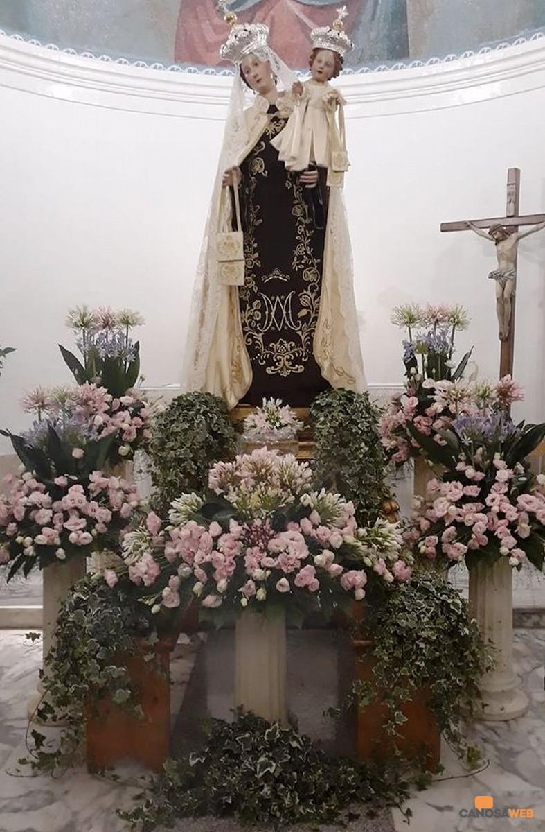 B.V. MARIA DEL MONTE CARMELO- CANOSA DI PUGLIA