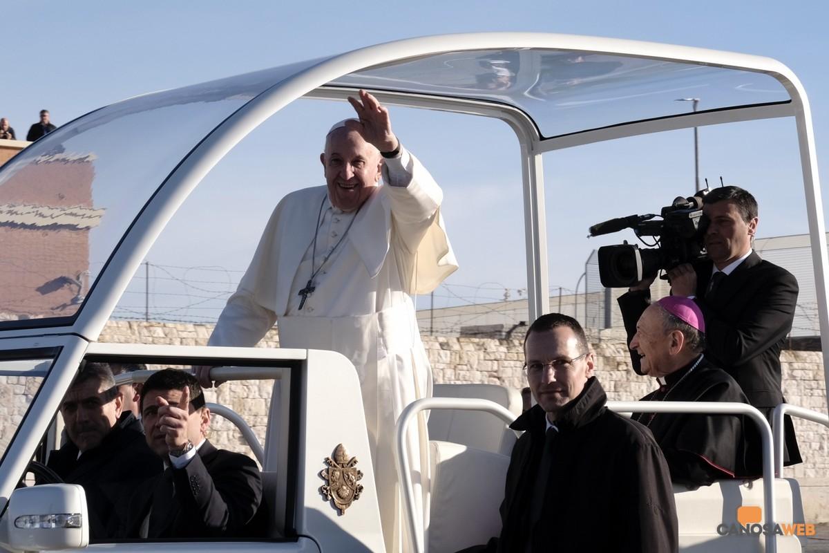 2020 Papa a Bari