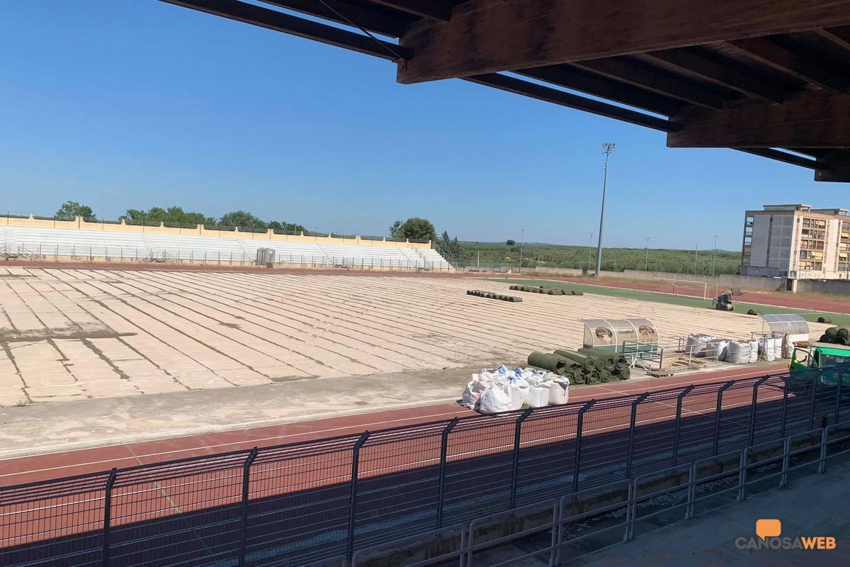 2020 Stadio Comunale  San Sabino Canosa di Puglia