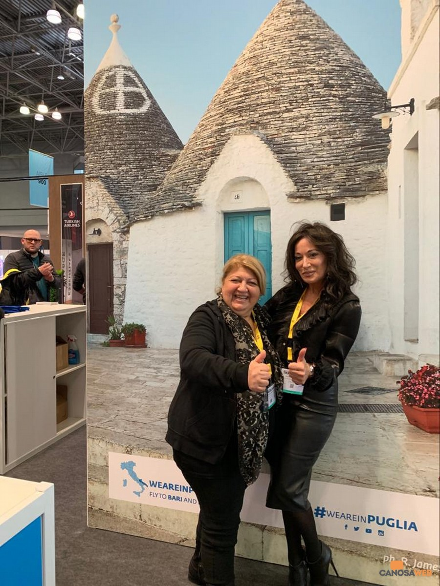 2020 Trulli  Nancy e Nunzia Caputo a New York