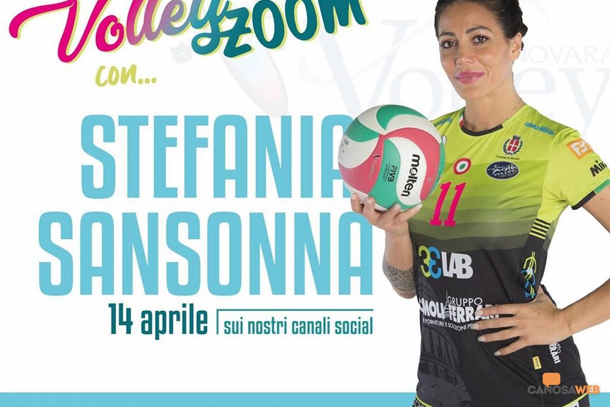2020 Stefania Sansonna #VolleyZoom