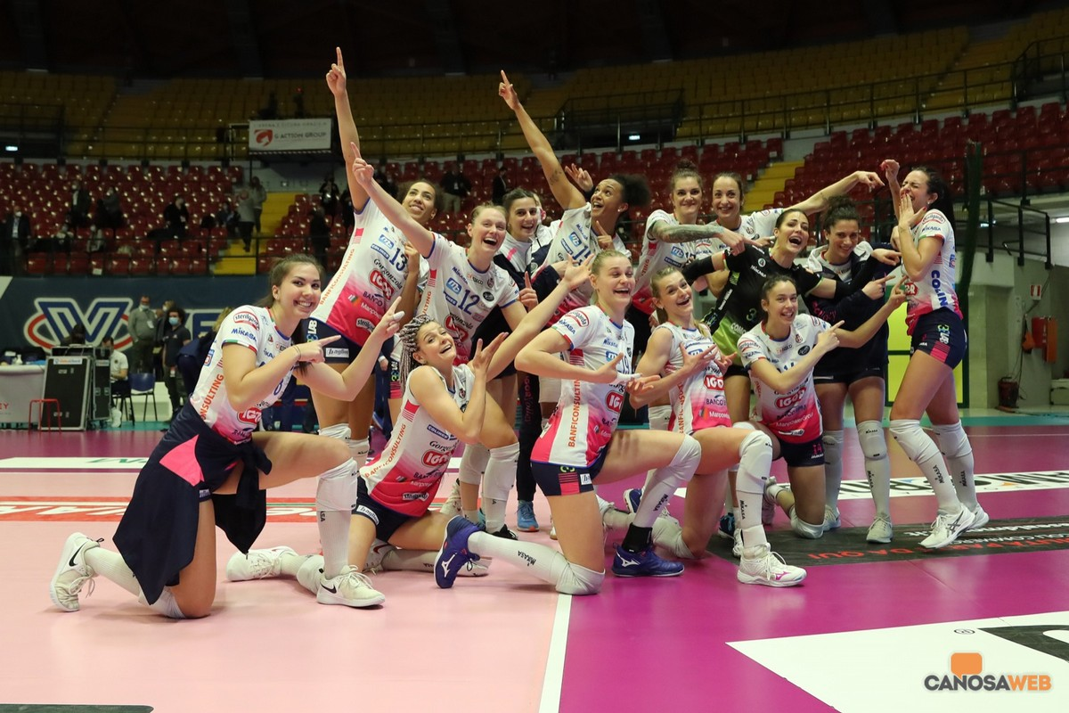 2021 - Igor Volley Novara