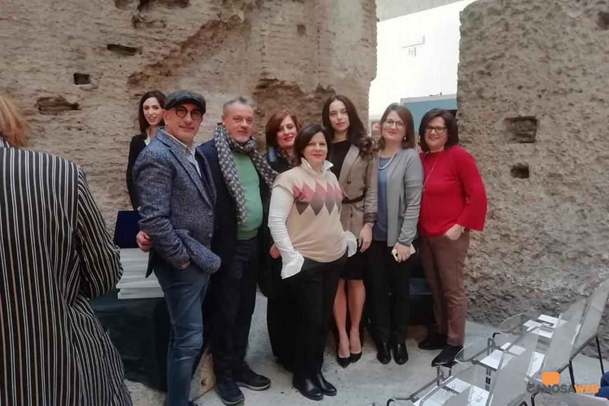 Roma  Cerimonia  Premio ITALIVE