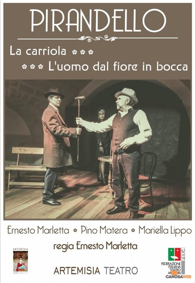 """Artemisia Teatro """"Pirandello"""""""
