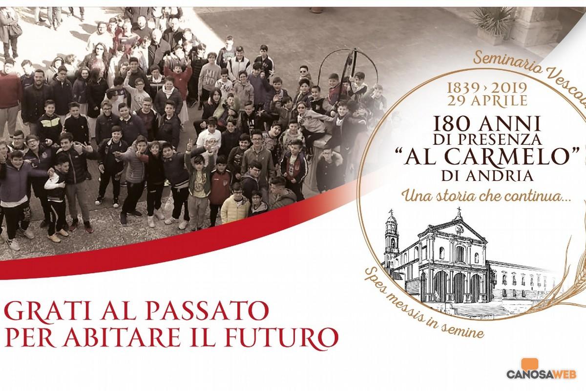 180 anni Seminario Vescovile di Andria