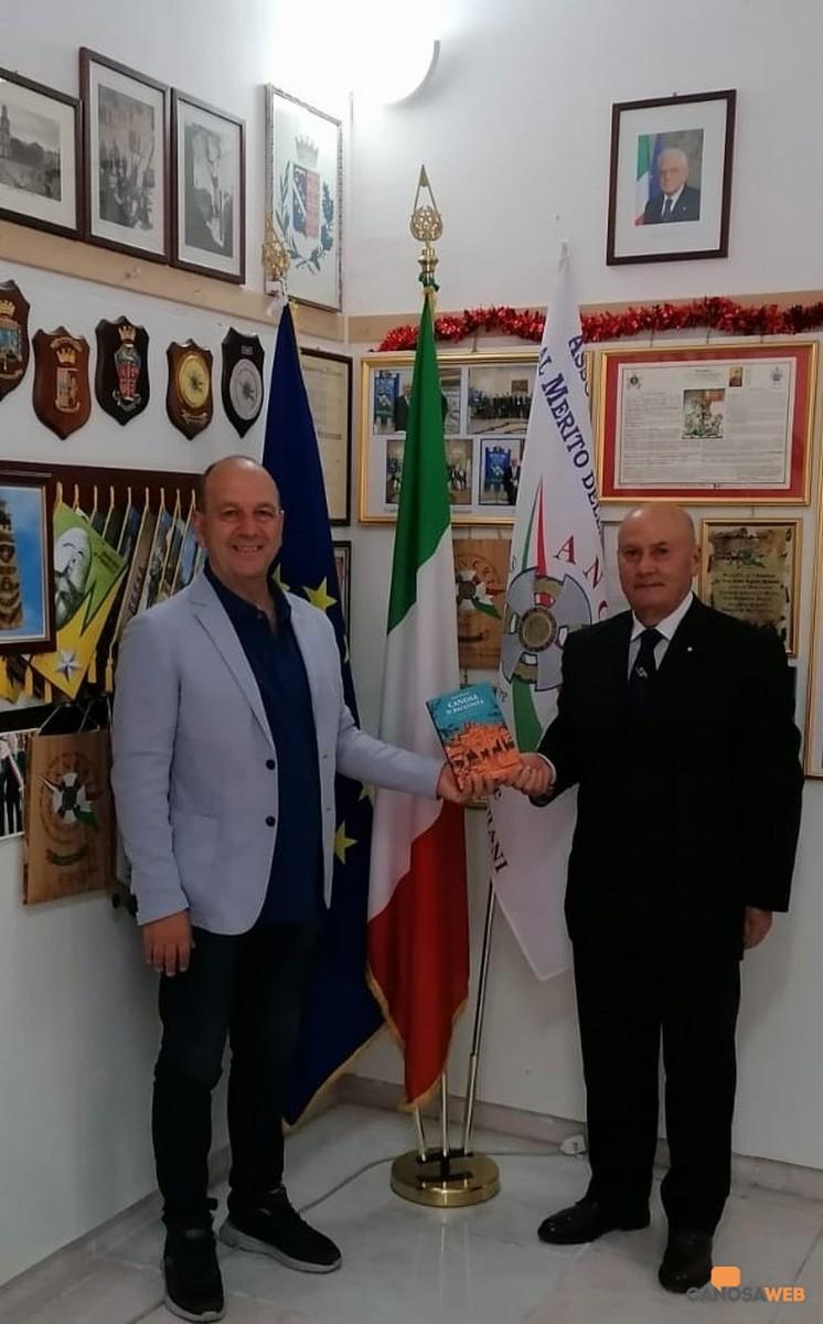 Paolo Pinnelli e Cav. Cosimo Sciannamea