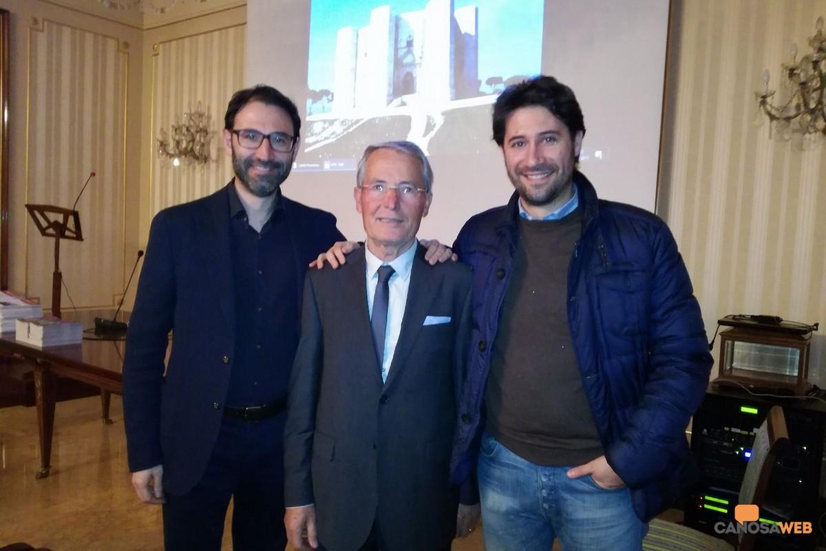 Al centro, Giuseppe Sciannamea