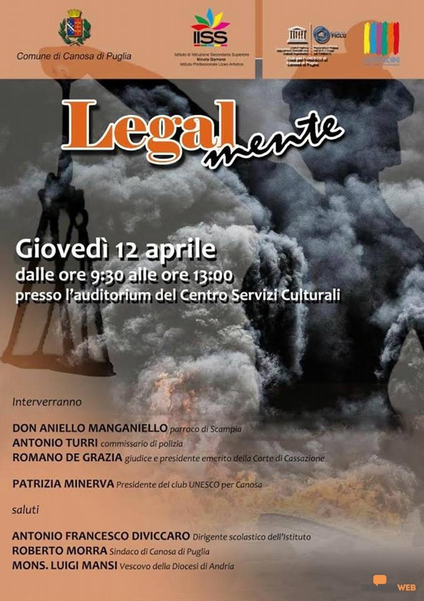"LegalMente :I.I.S.S. ""N.Garrone"""