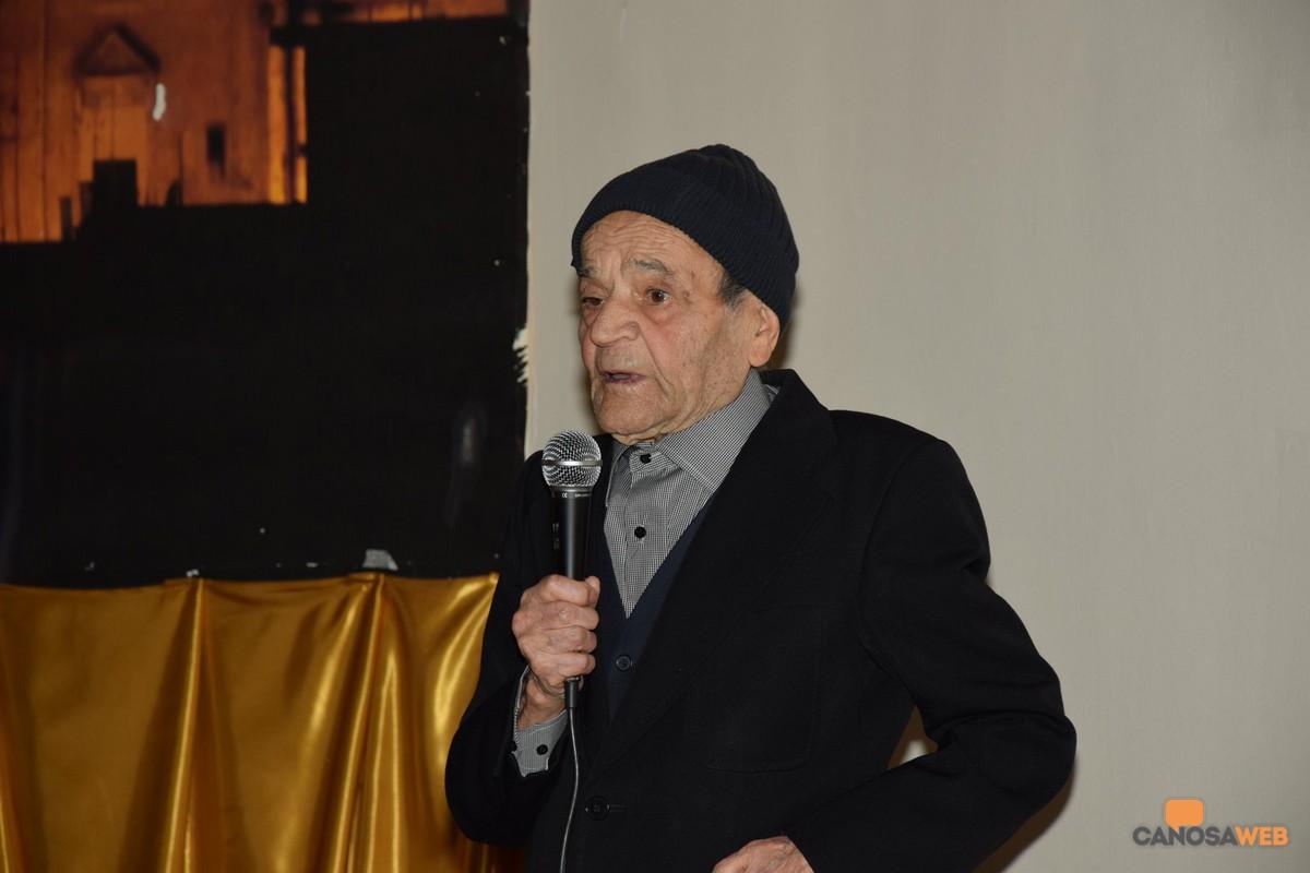 Il poeta Savino Losmargiasso(1925-2020)