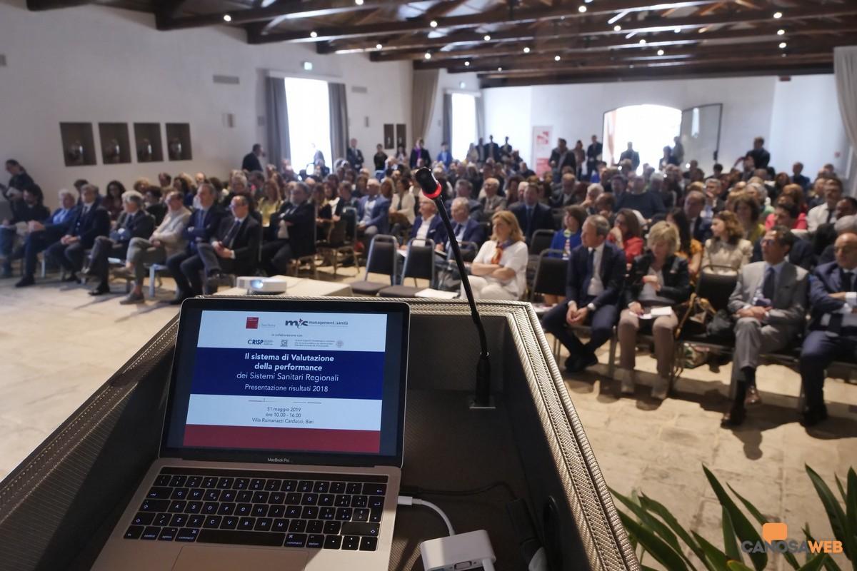 Sanità in Puglia 2019