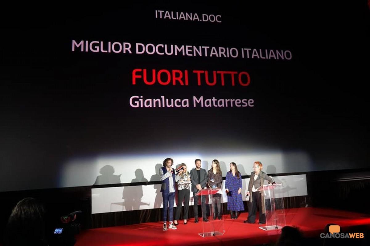 Gianluca Matarrese premiato al Torino Film Festival (TFF) 2019