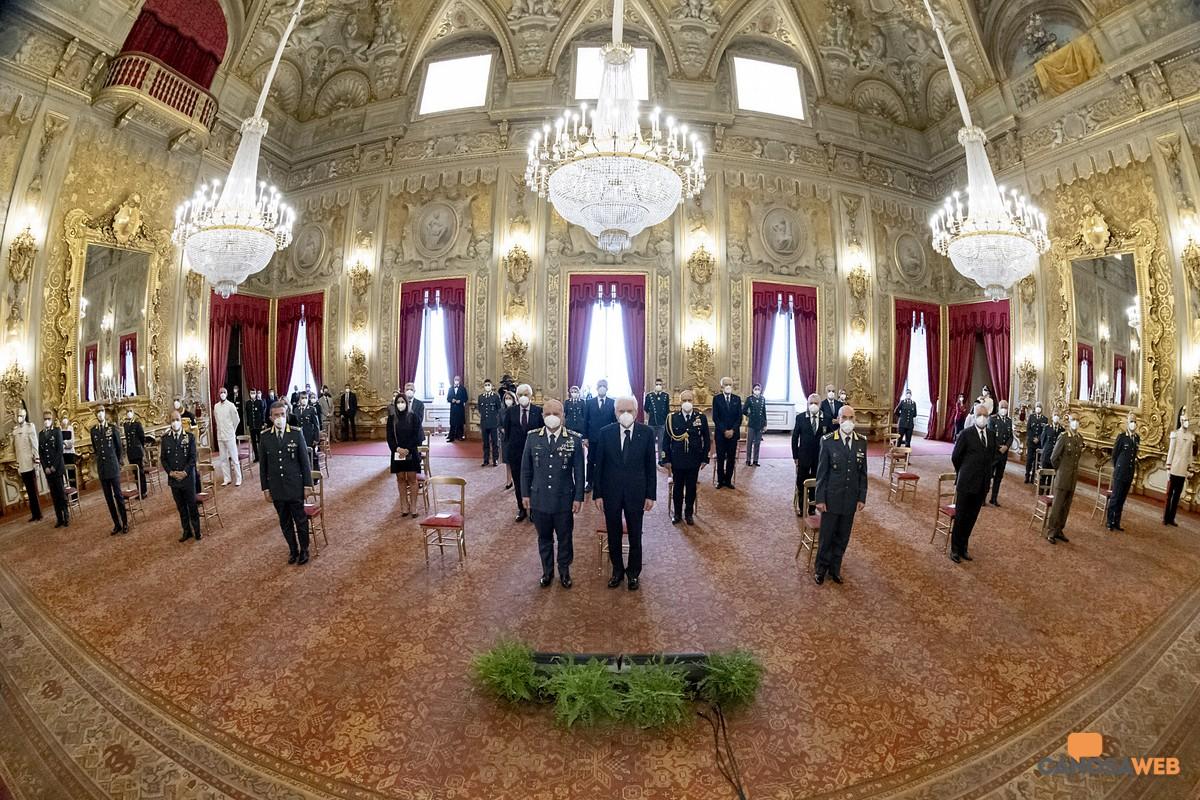 247° Anniversario  della Guardia di Finanza - Roma