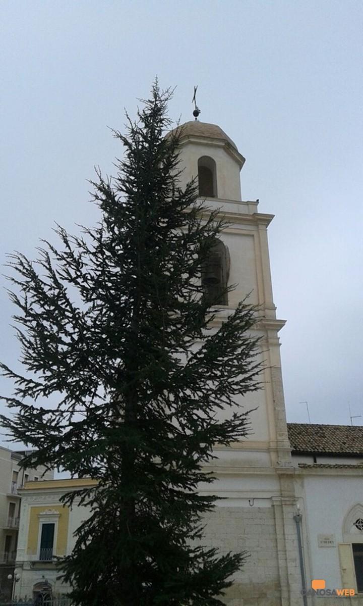 Natale 2019 Canosa di Puglia Piazza Vittorio Veneto