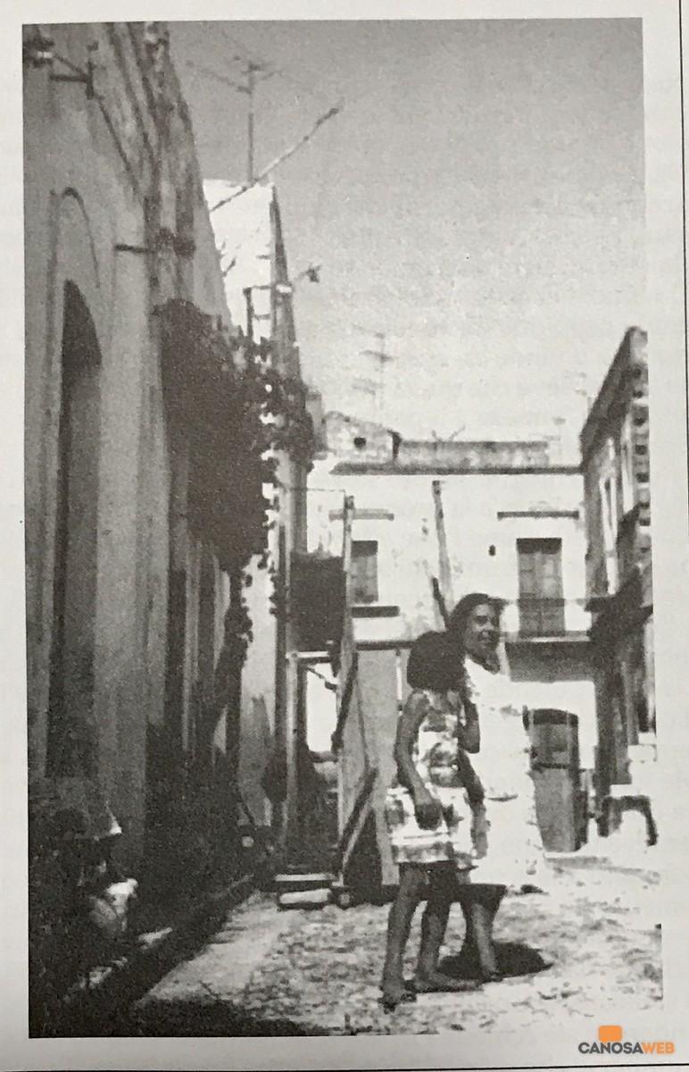 """Canosa di Puglia """"U veche vécchje"""" Sante Valentino"""