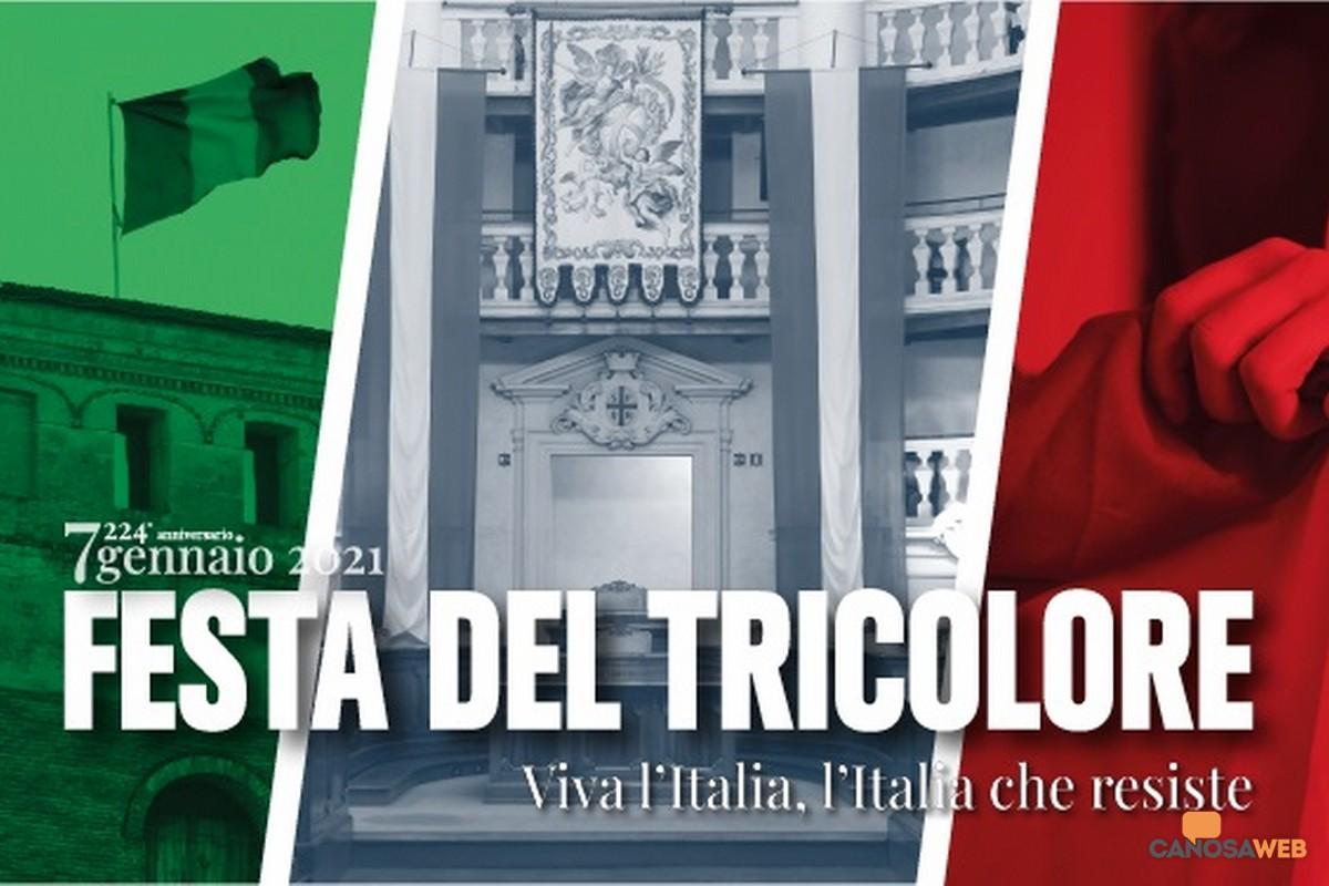 Reggio Emilia Giornata Nazionale della Bandiera 2021