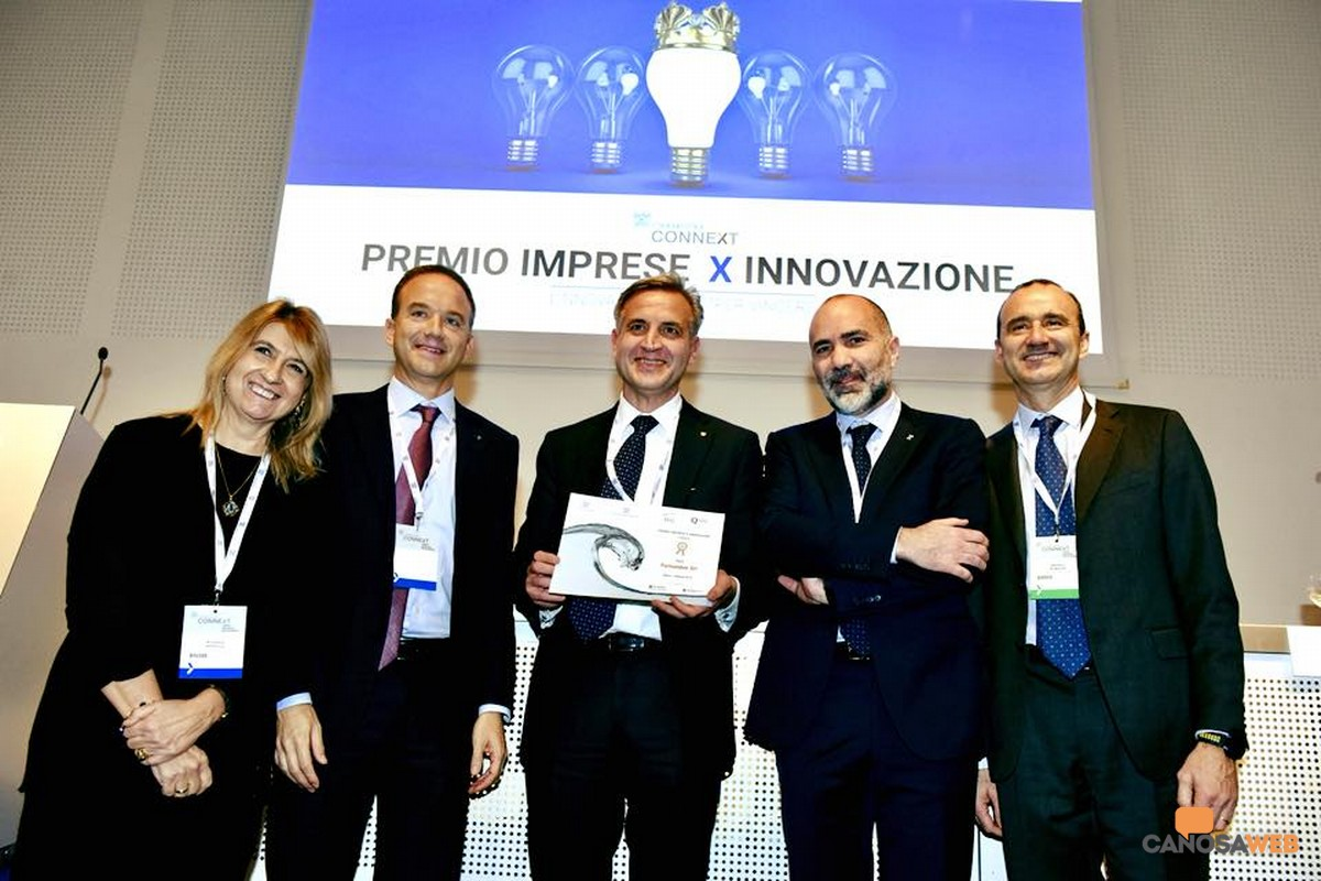 2019 Premiazione Farmalabor dott. Sergio Fontana