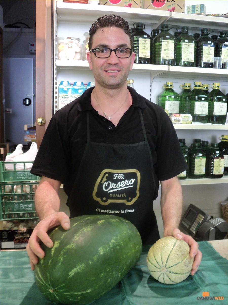 I meloni di Sabino Tomaselli